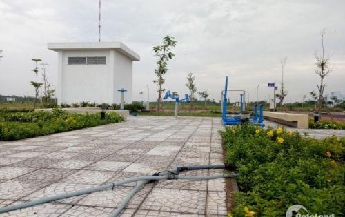 Cần tiền trả nợ WC bán gấp lô E7-47 đối diện công viên dự án T&T Long Hậu, giá 1 tỷ 100, đã có sổ,