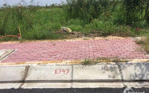 Thua độ đá bóng, cần bán gấp lô đất E7-47 T&T Long Hậu, SHR, chỉ từ 710tr/nền