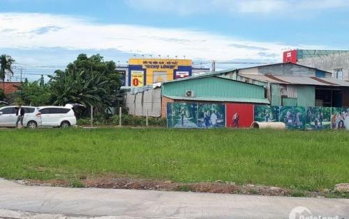 Bán đất TL 10 ngay chợ chiều Đức Hòa, đối diện Điện Máy Chợ Lớn, kế bên trường tiểu học