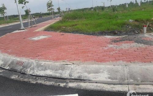 Đất nền dự án T&T Long Hậu-Cần Giuộc-Long An giá 9.5tr/m2.