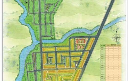 Đất nền T&T Long Hậu , sổ đỏ riêng , nhận nền xây dựng , cơ sở hạ tầng hoàn thiện 100%