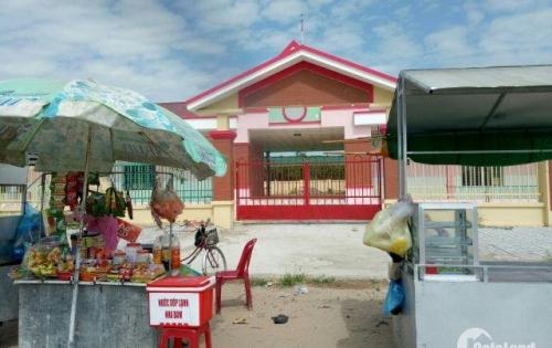 Nền thổ cư 111m2  đối diện bưu điện thị trấn, cách chợ 50m