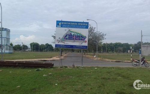 Bán đất thuộc khu dân cư Long Thạnh Hưng