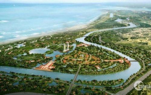 Chính thức nhận đặt chỗ dự án cuối cùng mặt tiền sông Cổ cò, giá chỉ từ 9tr/m2. Lh: 091 678 1169