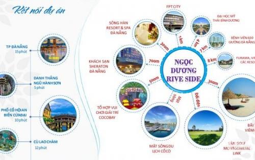 Ngọc Dương RiverSide - Dự án đất nền giá tốt nhất, đẹp nhất Đà Nẵng 2018