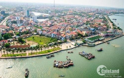 bán đất trung tâm thành phố Đồng Hới - Quảng Bình. Giá đầu tư