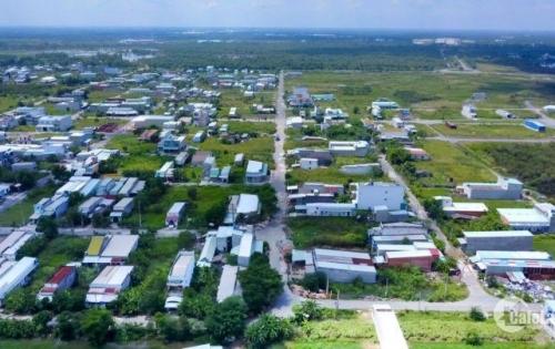 Bán đất Đức Hòa Long An, liền kề khu công nghiệp Tân Đô, SHR, 950tr/125m2
