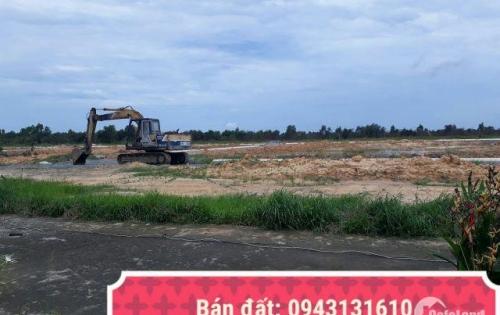 Cần bán mảnh đất dt 4x14 giá 392tr thổ 100% mặt tiền Tỉnh lộ 823 giáp Củ Chi có SHR