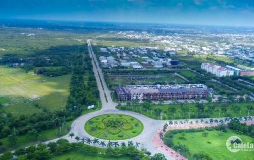 Bán đất TL10,Đức Hòa Long An,950tr/125m2,shr,kdc