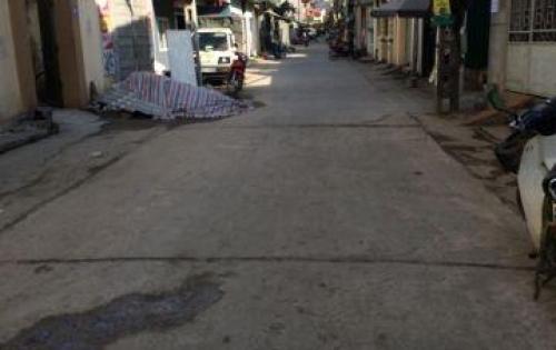 Bán đất mặt đường An Đào A-Trâu Quỳ-Gia Lâm.DT 120m2.