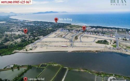 """dự án sở hữu vị trí độc tôn nơi """"kề giang – cận hải , New Hội An Mansion 25 triệu / m2"""