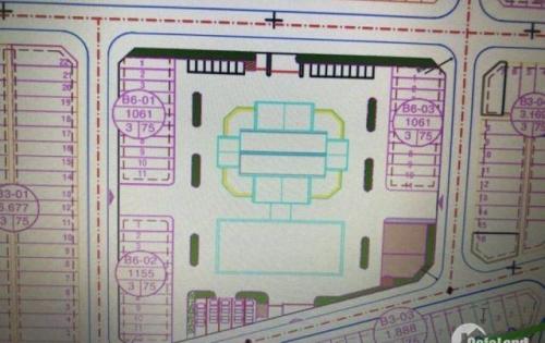 Đất 2 mặt tiền Trung tâm Chợ Hội An giá 16tr/m - Chiết khấu 6%