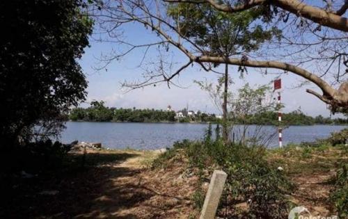 Đất view sông Hương, 687m2, mặt tiếp giáp sông 22m, cách bờ sông 5m
