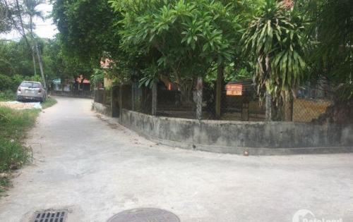 Đất 2 MẶT TIỀN đường Ấu Triệu, gần chợ Bến Ngự, phường Trường An
