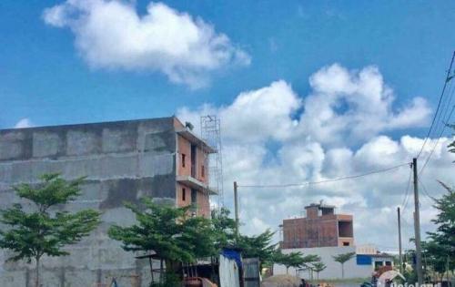Đất mặt tiền Trần Văn Giàu Quốc Lộ 1A tiện kinh doanh xây trọ giá 680tr, 120m2