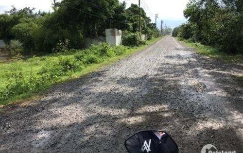 Bán đất đường Bộ Đội An Điền, Xã Vĩnh Lộc A, BìnH Chánh, TPHCM