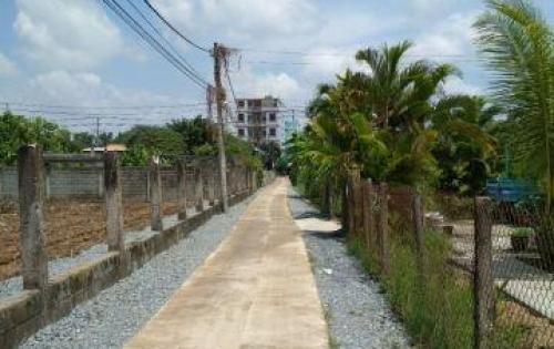 Chuyển công tác gấp, cần bán rẻ lô đất 4x29m Bùi Thanh Khiết, chỉ 670 triệu.