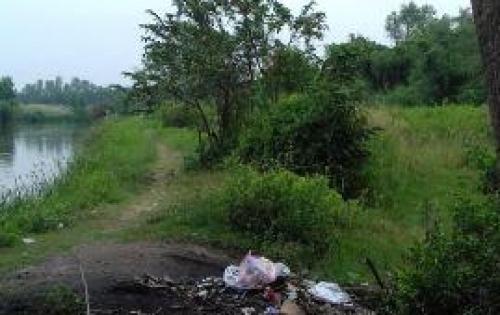 Đất thổ cư mặt tiền đường bê tông Hà Quang Vóc, diện tích 327m, xã Bình Khánh, Cần Giờ, Tp.HCM