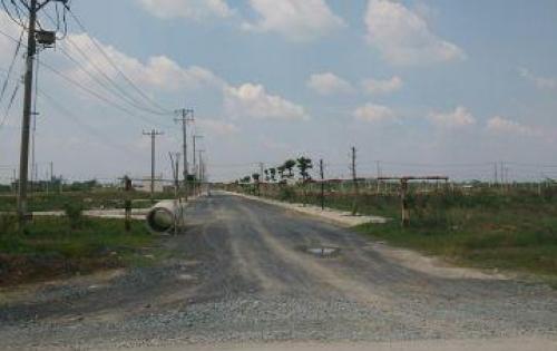 Mở Bán Đất Nền Thổ Cư 100% Cách Cầu Vượt Củ Chi 2km giá từ 350tr/lô – 0902.393.747