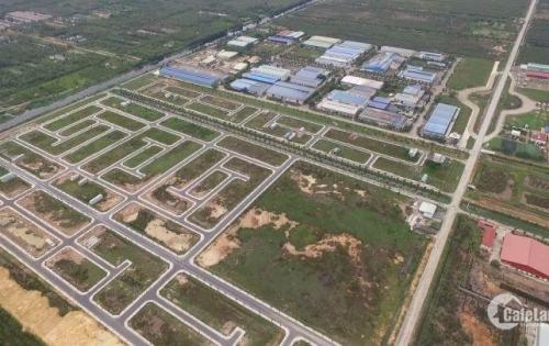 Bán đất nền dự án gần khu công nghiệp Tân Phú Trung.