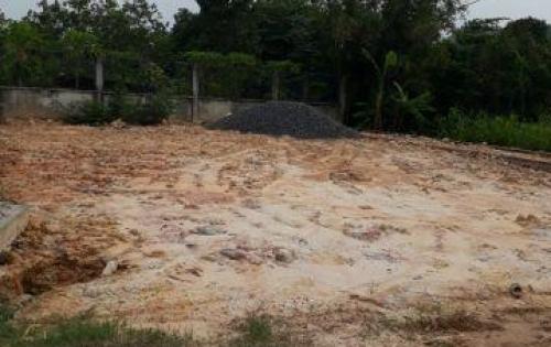 Bán đất mặt tiền rộng 12m diện tích 80m2, sổ hồng riêng, 390 triệu
