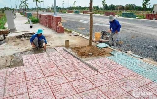 đất nền củ chi 650 triệu 60% sổ hồng riêng từng nền nhận nền xây dựng ngay