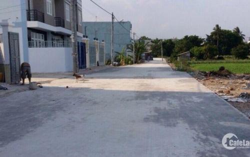 Bán nhanh lô đất 1 sec đường Hà Duy Phiên 5x18m, gần cầu Rạch Tra, SHR