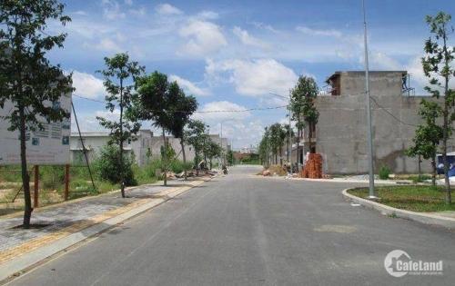 Cần bán gấp đất đường Lê Văn Khương nối dài 5x18m giá 600tr/nền.
