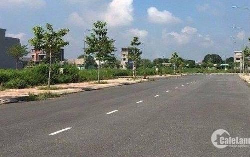 Đất xây trọ 5x30m giá chỉ 9tr/m2, đường 10m Huỳnh Thị Na-HM,SHR