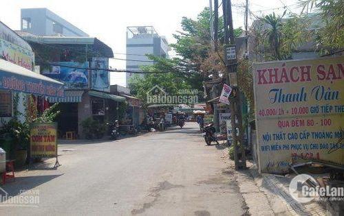 Đất Hóc Môn,đường Lê Thị Hà,DT 78m2,giá 690 triệu,đã có sổ hồng riêng,GPXD