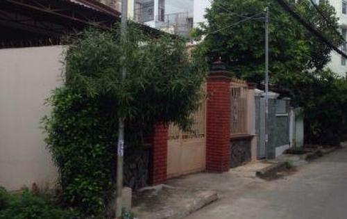 Cần tiền bán gấp lô đất MT hẻm lớn đường Huỳnh Thị Na, SHR