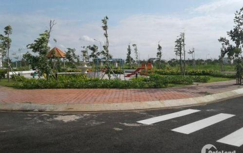 KDC Đất Xanh, đối diện công viên, giá chỉ 250tr/nền, chiết khấu lên đến 5 chỉ vàng