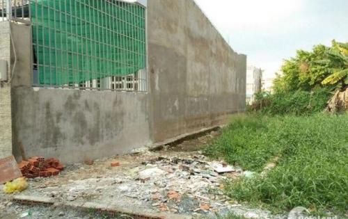 Bán lô đất ở Tân Hiệp Hóc Môn Dt:80m2 Giá 2 tỷ SHR