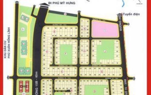 Chuyên bán đất nền KDC Minh Long Phú Xuân, Nhà Bè giá cực tốt để đầu tư. LH: 0918-859-279 Thắng