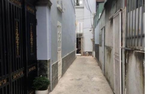 Bán 1 lô đất 5x15m ở hẻm 2053 Huỳnh Tấn Phát,  Nhà Bè, 1,65ty
