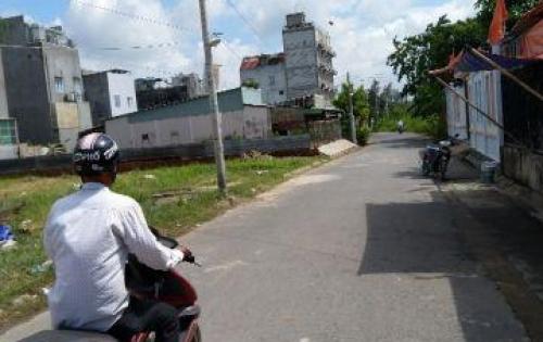 BÁN ĐẤT hẽm 274 đường NGUYỄN VĂN TẠO, xã LONG THỚI  5x21 giá  25tr/m2