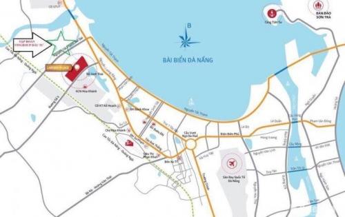 Mở bán dự án đất nền giá chỉ 12tr/m2 ngay trung tâm quận Liên Chiểu