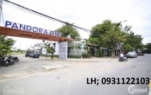 Bán 2 lô đất liền kề Pandora City, sát đường Phan Văn Định, Liên Chiểu, Đà Nẵng