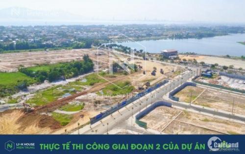 Đất nền Tây Bắc Đà Nẵng giá chỉ 12tr/m - CK 12% nhận ngay Mẹc sang trọng