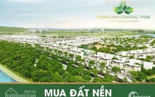 Mở bán HomeLand Central Park – Trung tâm quận Liên Chiểu – Giá chỉ : 13 triệu / m2