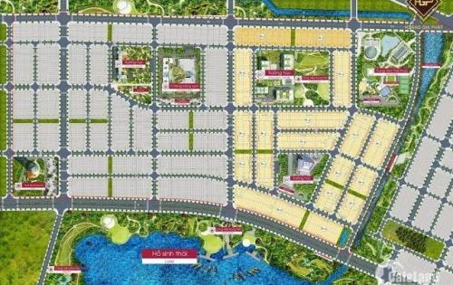 Homeland Central Park, mảng Xanh cuộc sống, đất nền ven biển Nguyễn Tất Thành