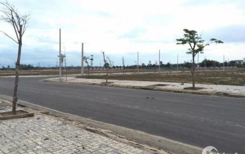 Đất ven biển, đường thông 33m ra bãi biển Xuân Thiều đường Nguyễn Tất Thành 600m