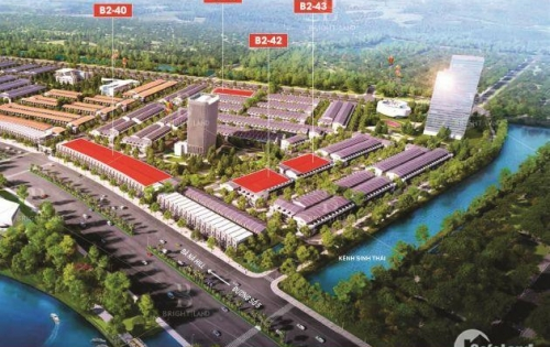 Khu đô thị xanh trong lòng thành phố Đà Nẵng - HomeLand Central Park