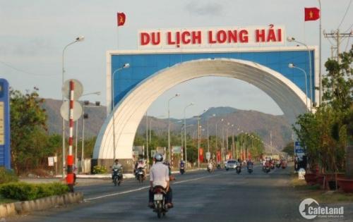 Bán đất nền mặt tiền ngay cổng chào Long Hải, giá tốt nhất thị trường, 6.5tr. 0903004839