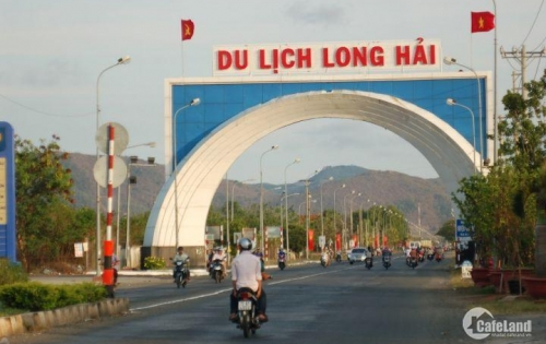 Chính thức nhận giữ chỗ ưu tiên dự án cổng chào Long Hải mặt tiền đường 44A. Hotline: 0938.577.639