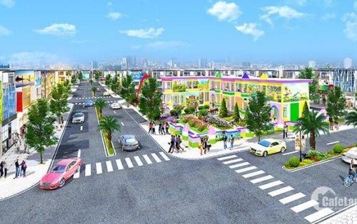 Mở bán đợt đầu dự án khu đô thị Eco Town với mức giá 510 triệu/nền/40%, SĐR