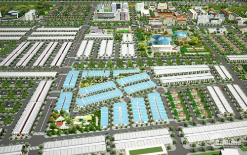 Bán đất ngay trung tâm TT Long Thành, SHR, Thổ cư 100%, Giá chỉ 510tr/nền