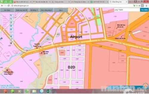 Bán đất nền dự án tại Đường ĐT 769, Long Thành,  Đồng Nai diện tích 100m2  giá chỉ 10tr
