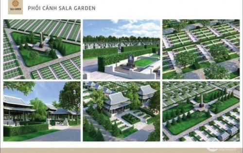 Sala Garden - Hoa viên vĩnh hằng tiêu chuẩn 5 sao đầu tiên tại Việt Nam, đẳng cấp Châu Âu.
