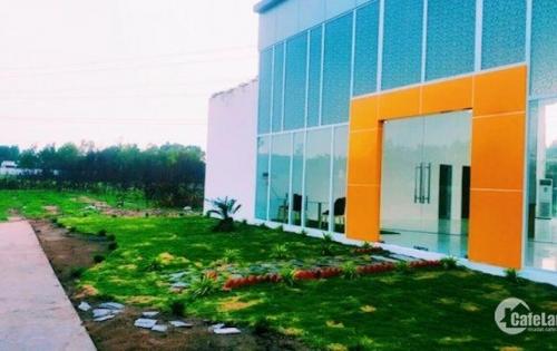 Hot! Mở bán dự án 4 mặt tiền tt thị trấn Long Thành, giá chỉ 12tr/m2. NH hỗ trợ 50%